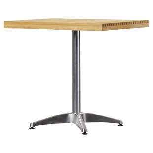 Mcgarvey Teak Bistro Table by Mercury Row Cool