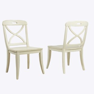Affordable Millbrook X-Back Solid Wood Dining Chair (Set of 2) by Panama Jack Home Reviews (2019) & Buyer's Guide