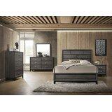 Caudillo Standard Configurable Bedroom Set by Gracie Oaks