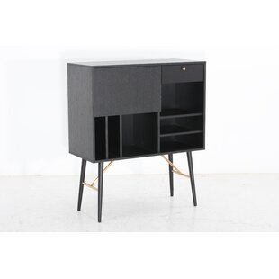 Serena Modern Buffet Table Wrought Studio
