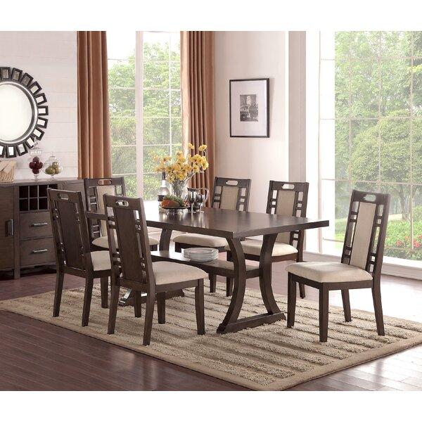 nila 7 piece dining set