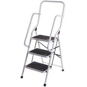 4.4ft Steel Step Ladder