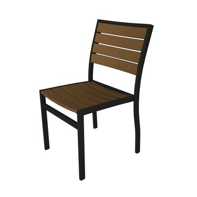 Polywood Euro Patio Dining Chair Finish