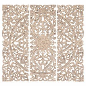 Metal Medallion Wall Art wall accents | joss & main