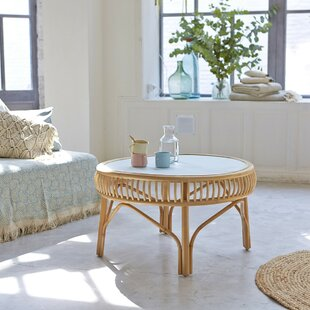 Zelie Coffee Table By Tikamoon