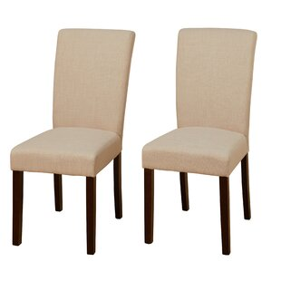 Great Price Channahon Parson Chair (Set of 2) By Darby Home Co
