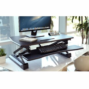 Airlift® Height Adjustable Standing Desk Converter