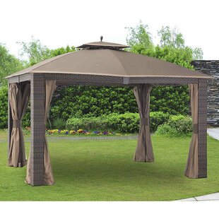 Replacement Canopy for 10' W x 12' D Sonoma Gazebo by Sunjoy