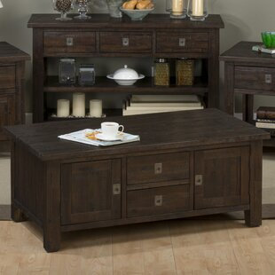 Apple Valley Coffee Table by Three Posts