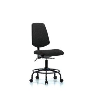 Symple Stuff Evan Round Tube Base Ergonomic Office Chair