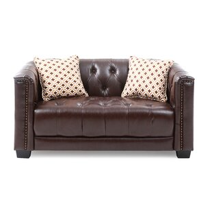 Trinidad Chesterfield Loveseat..