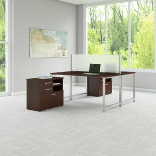 400 Series 5 Piece Desk Office Suite
