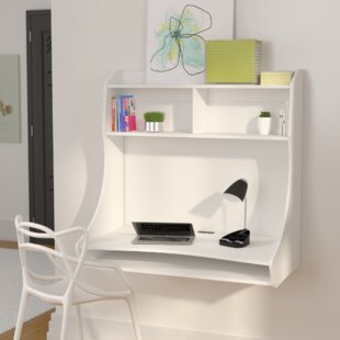 Speicher Compact Hanging Rectangular Floating Desk