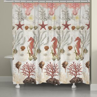 Ornate Single Shower Curtain