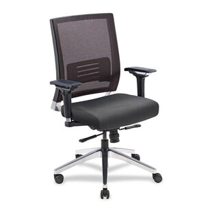 Great choice Mesh Task Chair by Lorell Reviews (2019) & Buyer's Guide