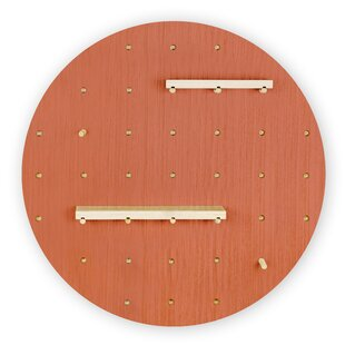 Rounded Pegboard By Symple Stuff