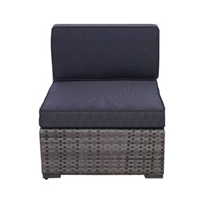 Neo Middle Sectional Seat Patio Chair with Cushions