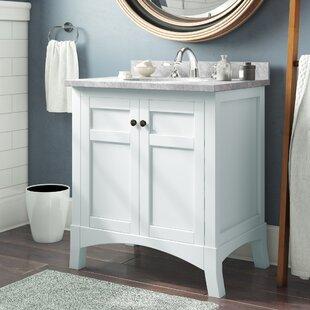 Piccirillo 30 inch  Single Bathroom Vanity Set