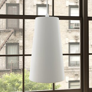 Orren Ellis Rodrigo 1-Light Cone Pendant