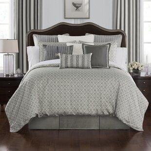 Waterford Bedding Celine 4 Piece Reversible Comforter Set