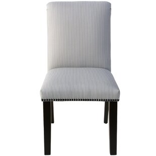Gracie Oaks Demar Nail Button Upholstered Dining Chair