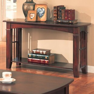 Review Cho Transitional Console Table By Charlton Home