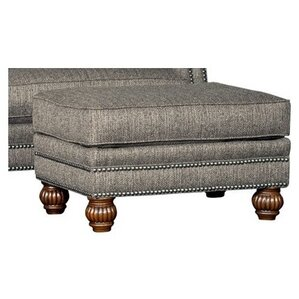 Swampscott Ottoman by Chelsea Home Furniture