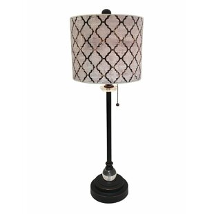 Miceli Moroccan Tile 28 Table Lamp (Set of 2)