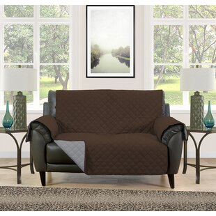 T-Cushion Loveseat Slipcover by Winston Porter