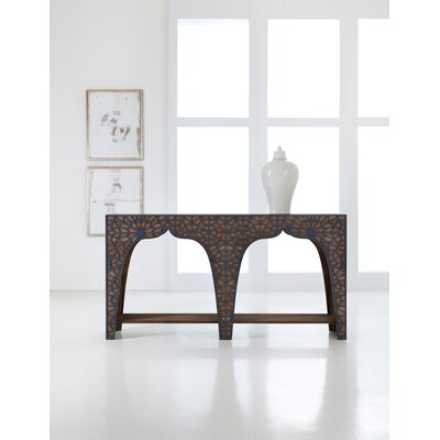 Melange Console Table Hooker Furniture