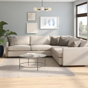 Brosnan Sectional by Mercury Row Best