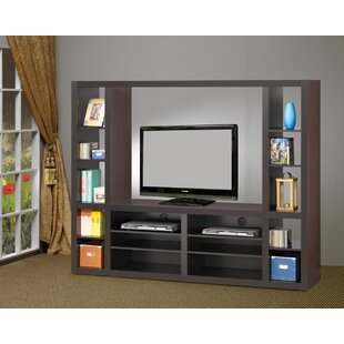 Best Reviews Entertainment Center for TVs up to 46 By Wildon Home ®