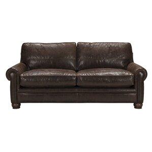 Arlene Top Grain Leather Sofa