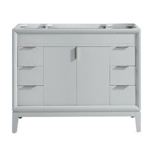 Emma 42 Single Bathroom Vanity Base by Avanity