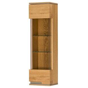 Racquel 1 Door Wall Display Cabinet By 17 Stories