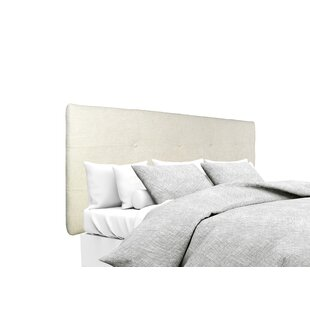Erik Upholstered Panel Headboard by Darby Home Co