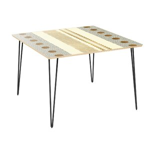Bungalow Rose Holthaus Dining Table