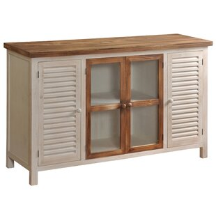 Cassius 4 Door Accent Cabinet by August Grove
