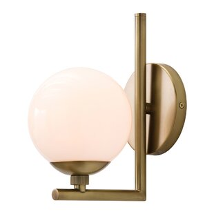 Compare & Buy Elliot 1-Light Armed Sconce By ARTERIORS