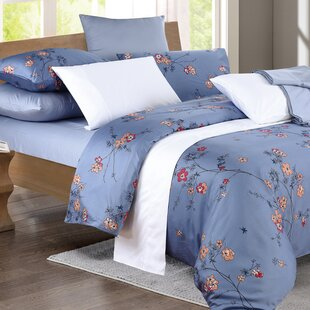 Hollis Reversible Duvet Cover Set