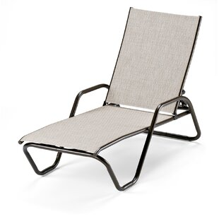 Gardenella Reclining Chaise Lounge (Set of 2) by Telescope Casual