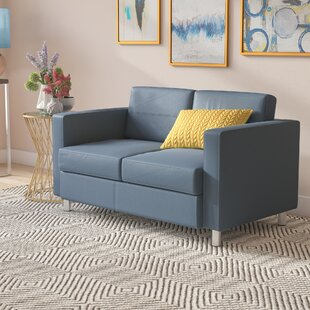 Desantiago Loveseat by Ebern Designs