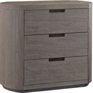 Palmer 3 Drawer Bachelor's Chest by Brownstone Furniture