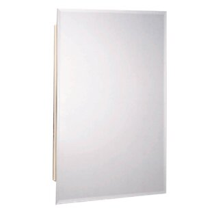 Best Price 16 x 26 Recessed or Surface Mount Medicine Cabinet ByZenith Products