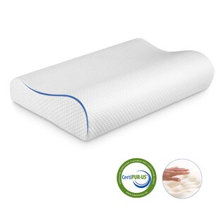 Ilsa Firm Memory Foam Standard Pillow