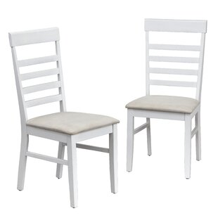 Julius Solid Wood Dining Chair (Set of 2)