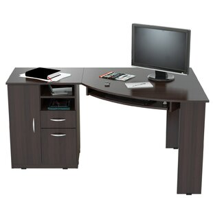 Avel Engineered Wood L-Shape Executive Desk