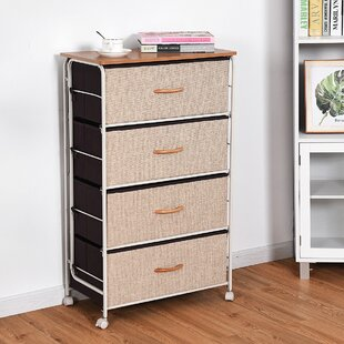 Mitchel 4 Drawer Chest by Winston Porter