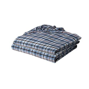 Reviews Aidan Plaids Stripes Boys Yarn Dyed Fitted Crib Sheets (Set of 2) By Bacati