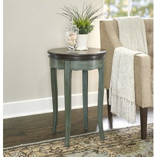 Detwiler End Table by August Grove